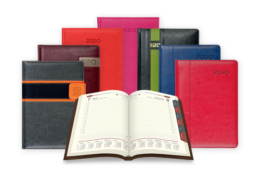 Kalendarze książkowe